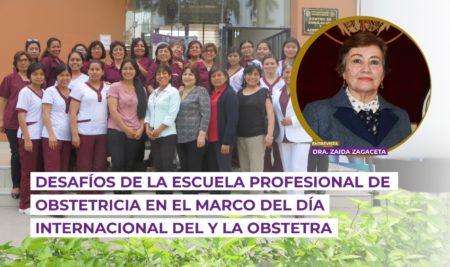 Desafíos de la Escuela Profesional de Obstetricia en el marco del Día Internacional del y la Obstetra